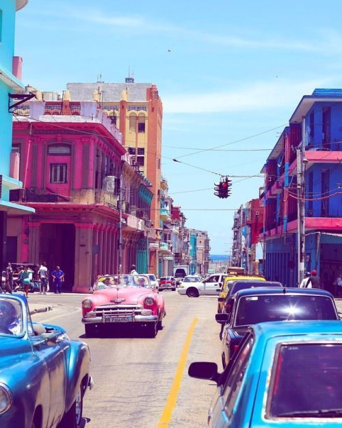 Havana, Cuba Cuba Travel Honeymoon Backpack  Backpacking Vacation North America #travel #honeymoon #vacation #backpacking  #budgettravel #offthebeatenpath #bucketlist #wanderlust #Cuba #NorthAmerica #exploreCuba  #visitCuba #seeCuba #discoverCuba #TravelCuba #CubaVacation #CubaTravel # CubaHoneymoon
