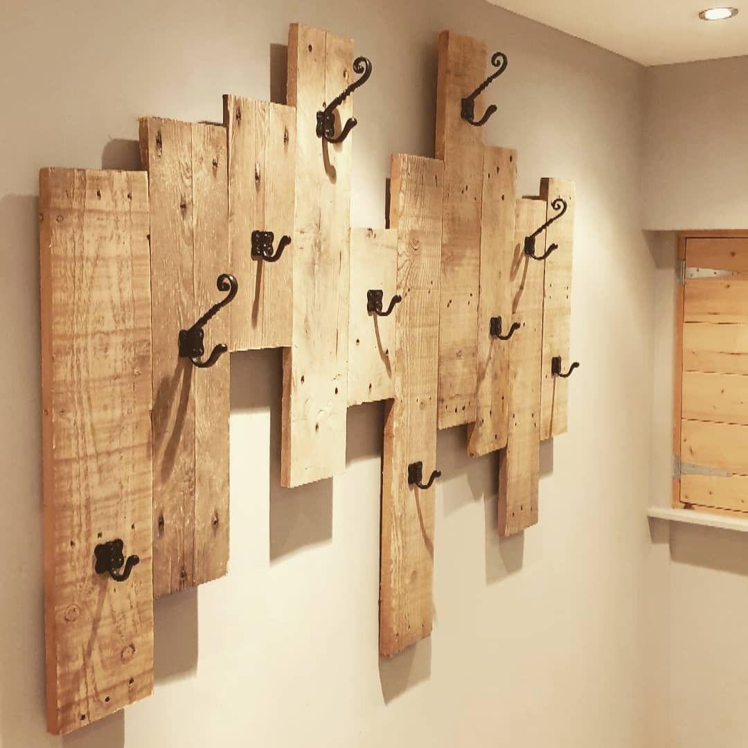 47+ Holz garderobe selber bauen 2021 ideen