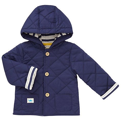 Buy John Lewis Baby Wadded Jacket 1f11d04ee