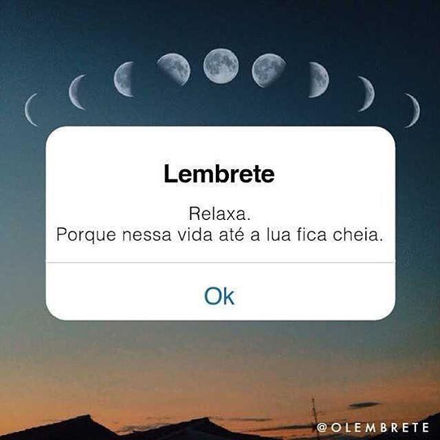 Well-known regram @olembrete #relaxe #boanoite #frases   coisa de maria  OJ34