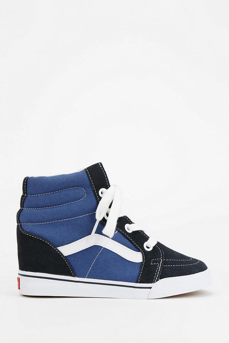 Vans SK8-Hi Hidden Wedge Women s High-Top Sneaker  c9ed8ba73cab