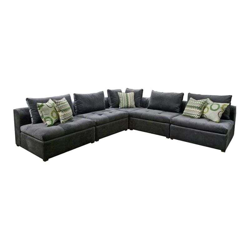 Hemlock 5 Pc Sectional Wg R Furniture Relaxation Furniture