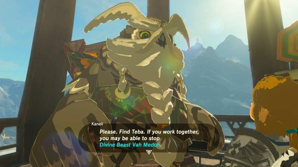 Divine Beast Vah Medoh The Legend Of Zelda Breath Of The Wild Wiki Guide Ign Breath Of The Wild Legend Of Zelda Beast