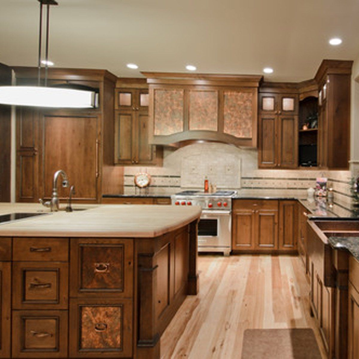10 Different (But Cool) Ideas for Kitchen Doors in
