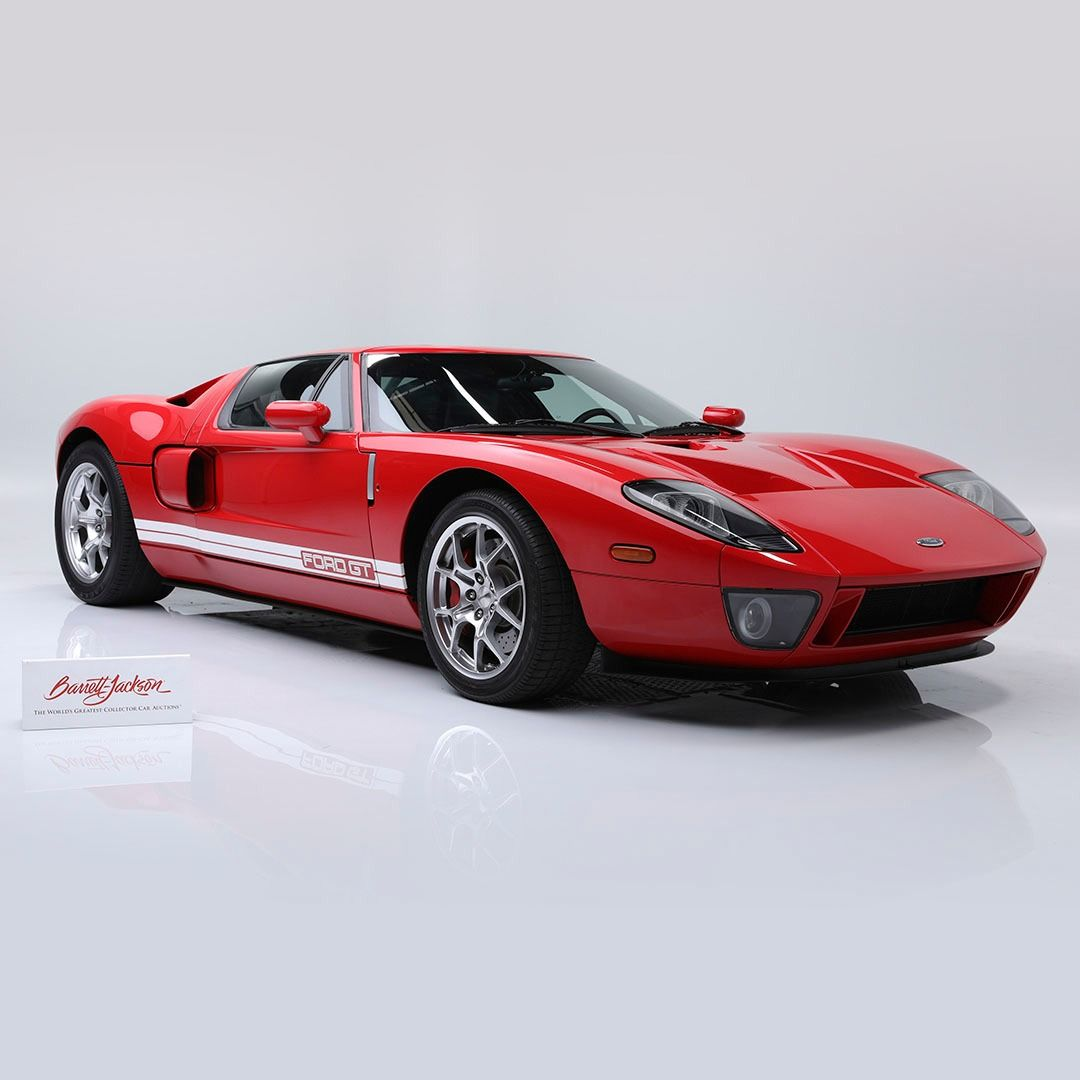 2005 Ford Gt In 2020 Ford Gt Ford Gt 2005 Gt Cars