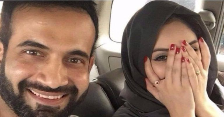 क्रिकेटर इरफ़ान पठान के वाइफ के साथ फोटो पोस्ट पर इस्लामी ठेकेदारों का हमला | Punjab Kesari