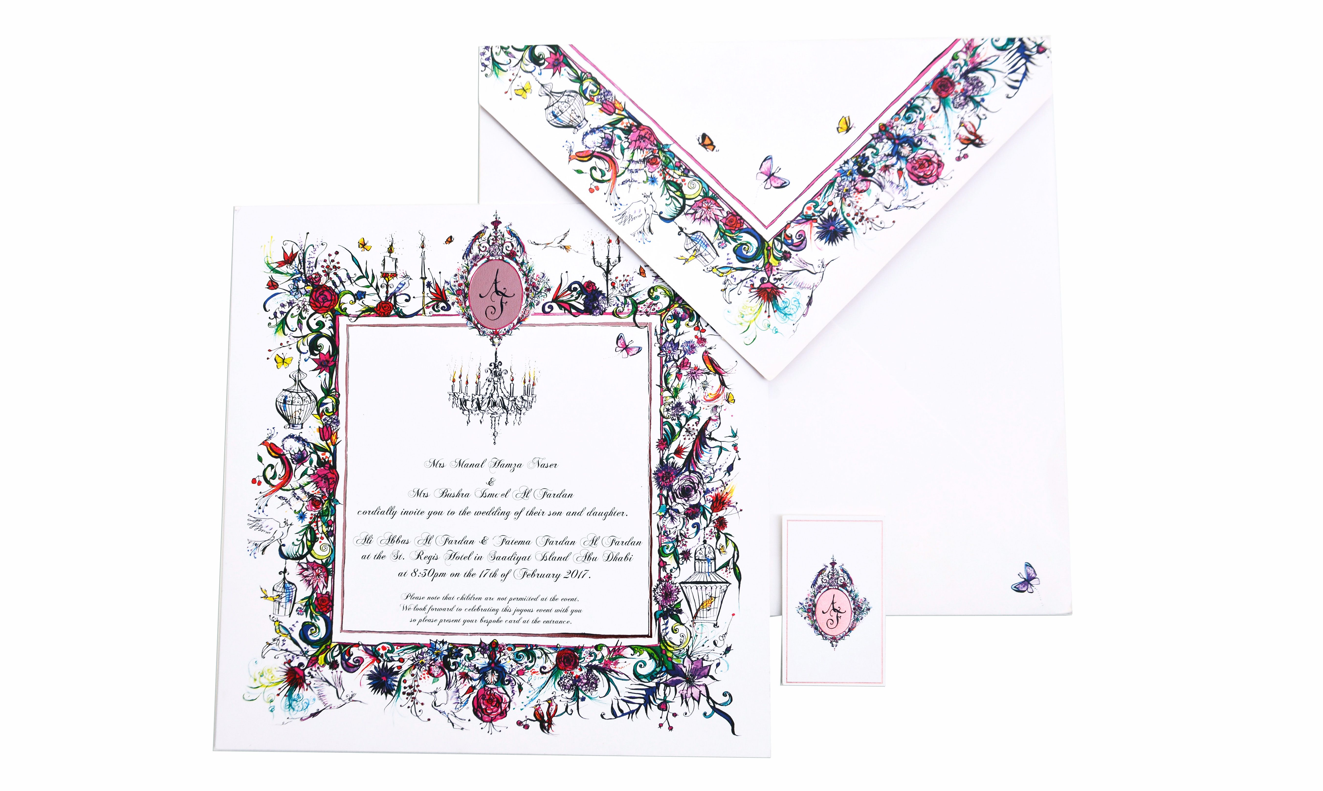 Wedding Invitation And Entry Card Design And Production For