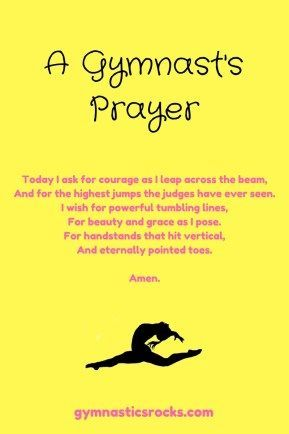 Gymnastics Quotes Image result for gymnasts prayer | Gymnastics | Pinterest  Gymnastics Quotes