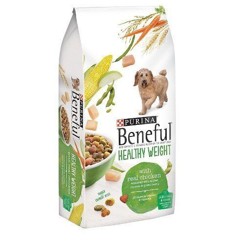 Purina Beneful Healthy Weight With Real Chicken Dog Food 40 Lb