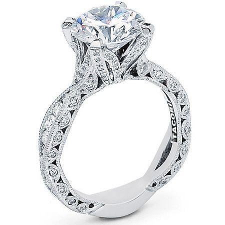 gorgeous tacori engagement ring engagement rings tacori