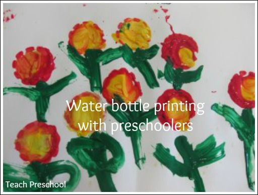 14 fun flower activities for preschoolers - Printing Activities For Preschoolers
