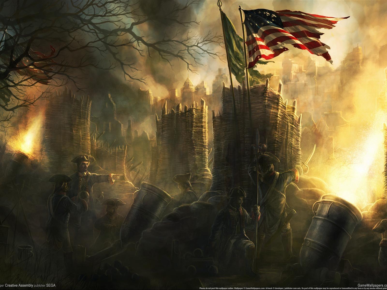 Empire Total War Wallpaper Free Wallpapers American Revolutionary
