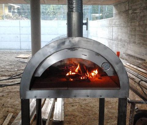 Pizza Oven Welding Plans More