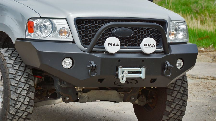 Ford F 150 Front Bumpers Expedition One Ford Pickup Trucks Ford Ranger Truck Truck Bumpers