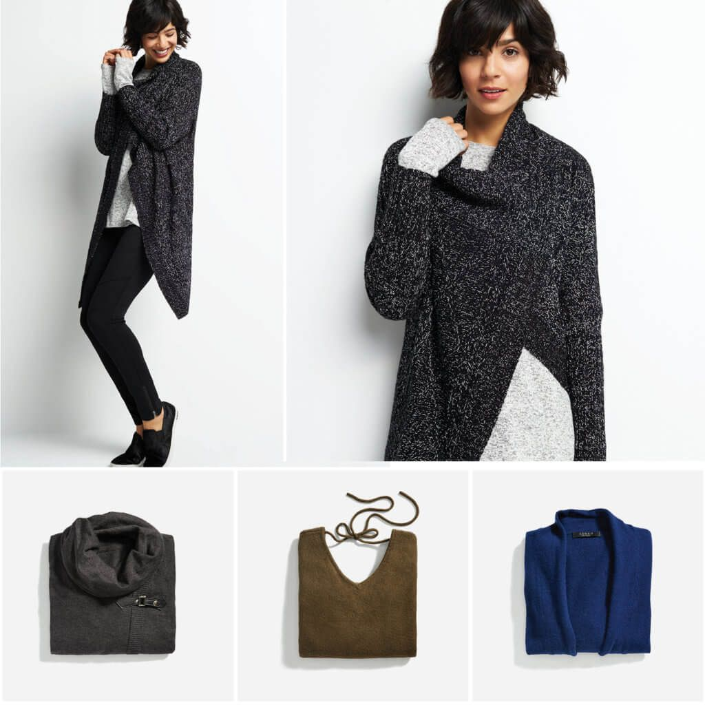 Your Guide to Fall Sweaters | Side split, Stitch and Silhouettes