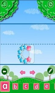 ABC HandWriting FREE (tracing app)   PRESCHOOL Android apps