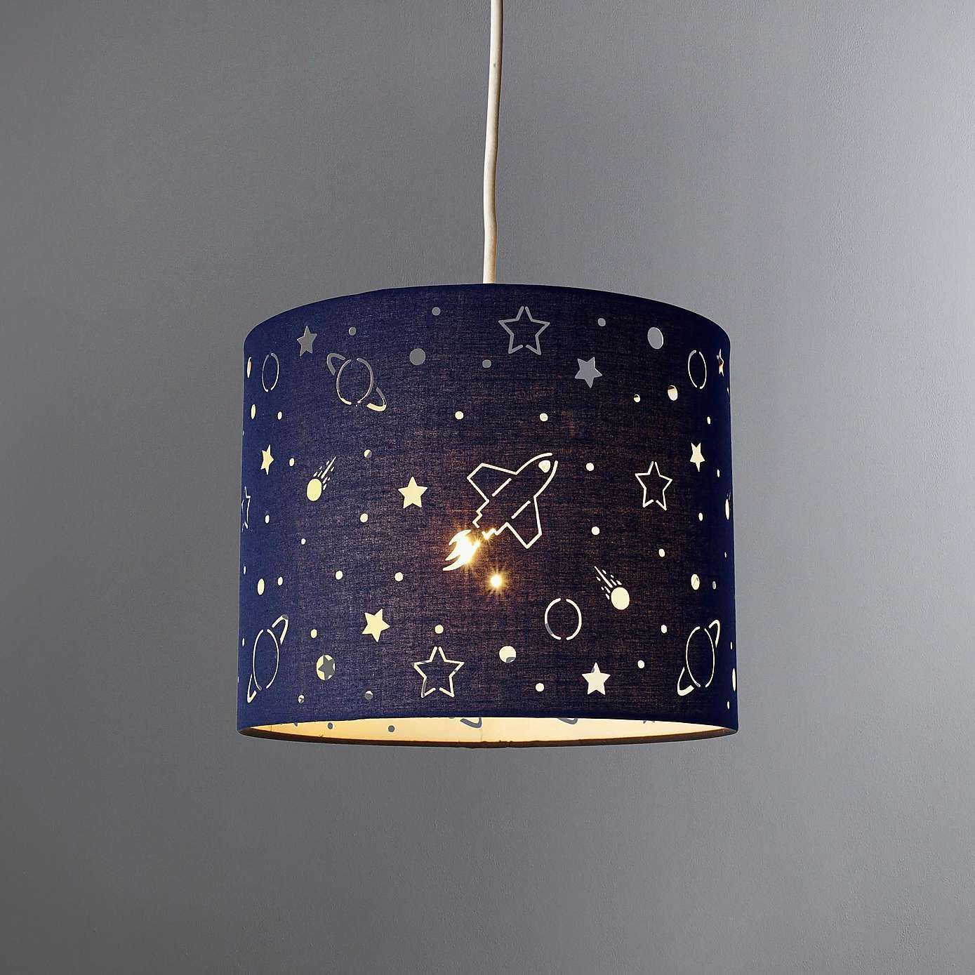 15 Incredible Space Themed Bedroom Ideas Light Shades Space