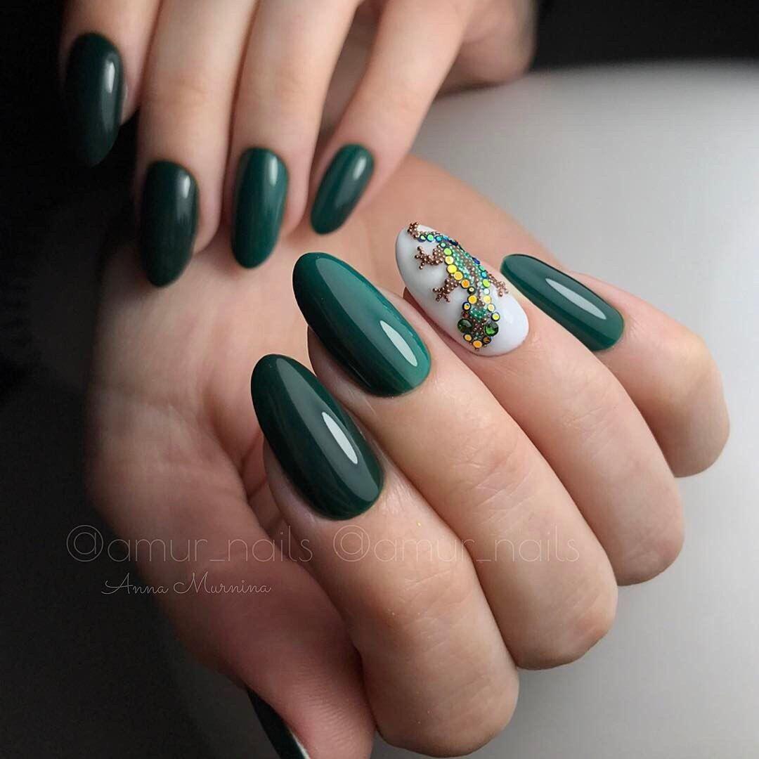 Ногти гель в контакте
