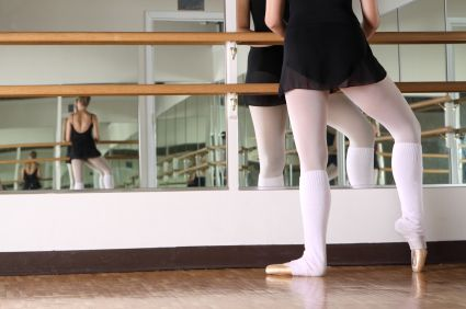home dance studio with mirror wall pump it up