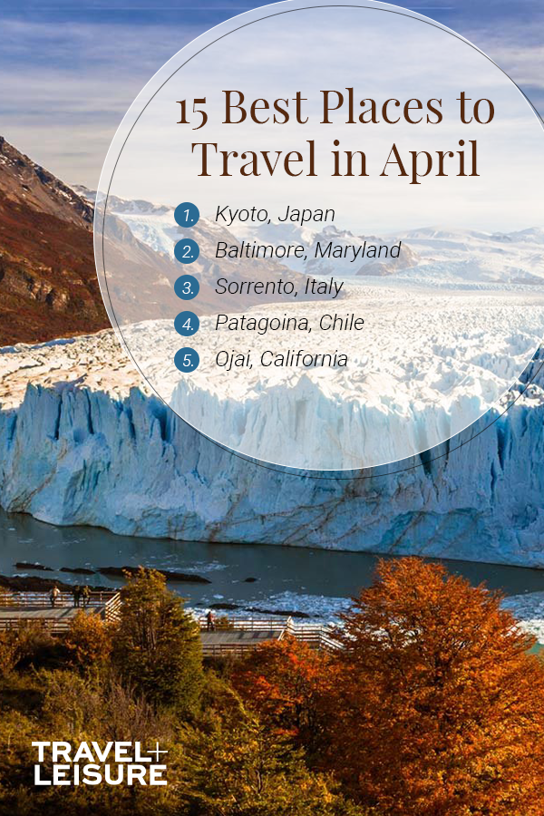 Best Places To Travel In April 2019 The Best Places to Travel in April | Natural Beauty | Best places