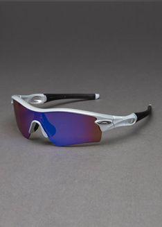 a7a4c067a3 Oakley Radar Path - White Chrome   Blue Iridium - Performance Cricket  Sunglasses