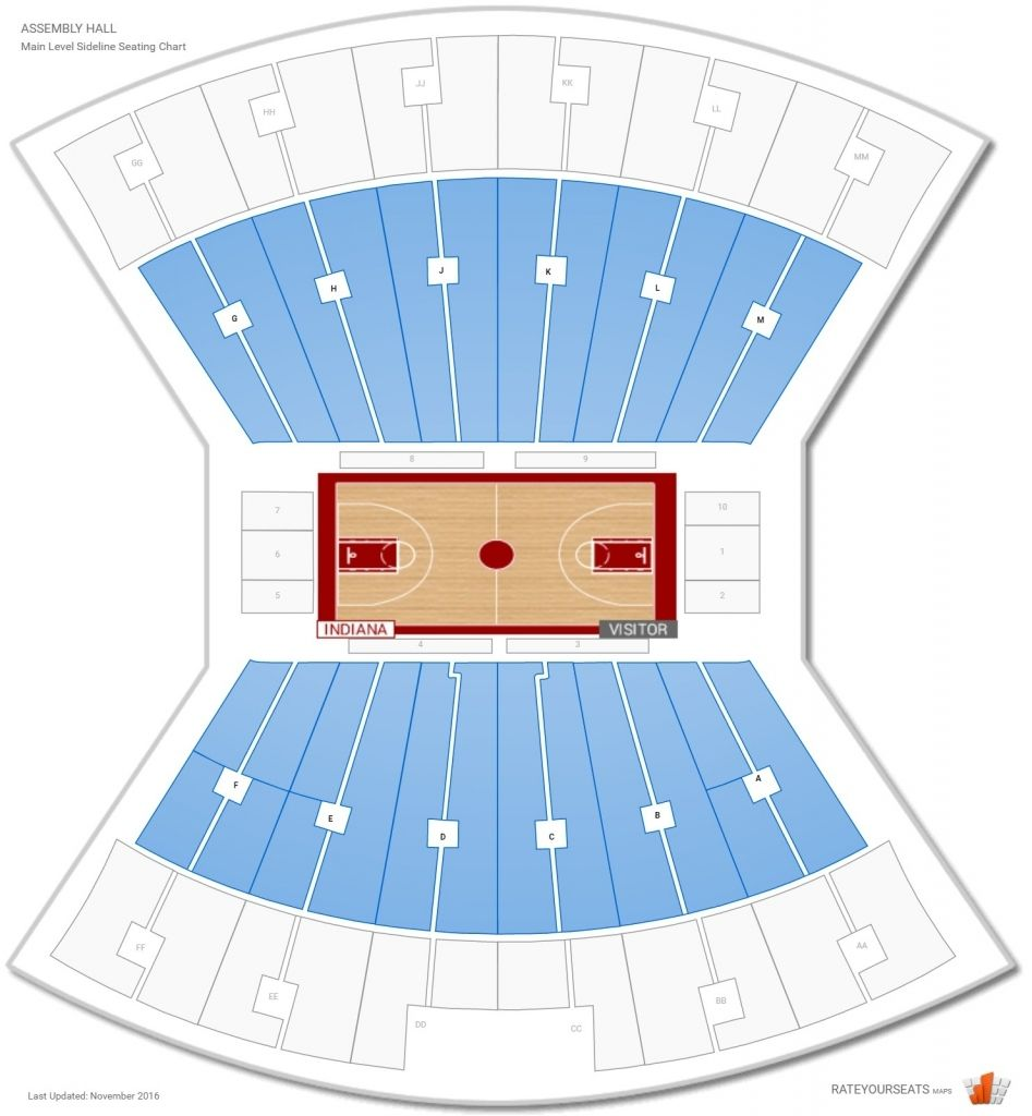 Assembly Hall Indiana Seating Guide Rateyourseats For Iu Auditorium Seating Chart Iuauditoriuminteractiveseatingchart Iuauditoriumseatingchart Iuauditoriums Di 2020