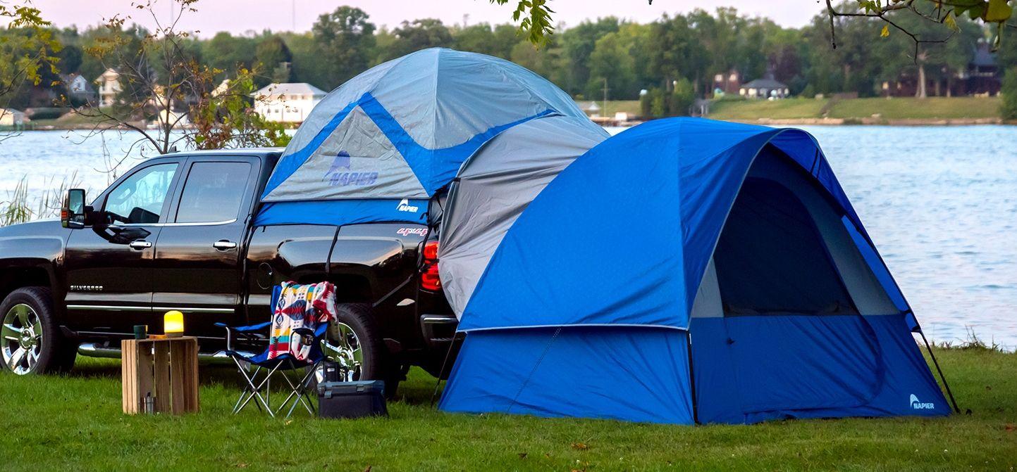 NEW Napier Outdoors Sportz Link Model 51000 Tent