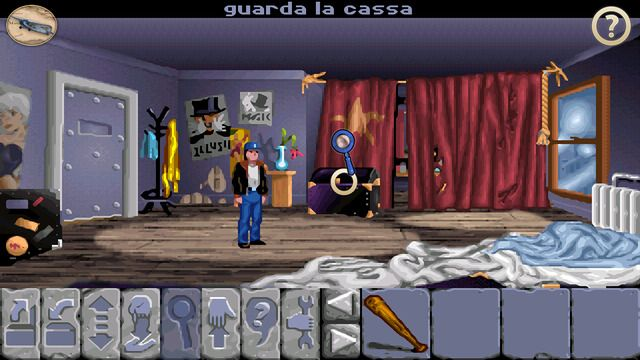 Adventure Game Flight Of The Amazon Queen 20th Anniversary Edition Now Available On The App Store Touch Tap Amazon Queen 20th Anniversary School Adventure