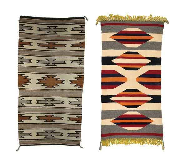 Alive & Kicking: Sourcing: Charley's Navajo Rugs