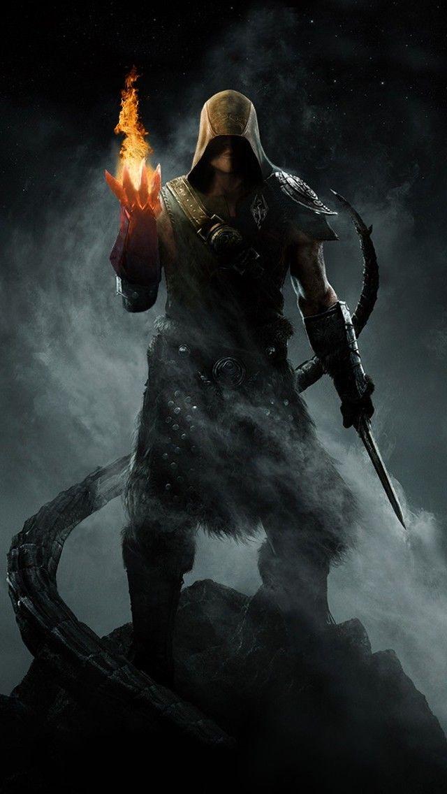 The Elder Scrolls v Wallpaper HD 4K for Mobile Android