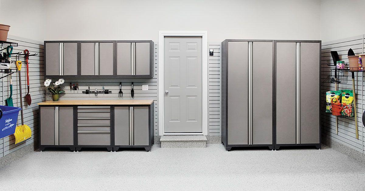 Gl Signature Cabinets Garage Cabinet System