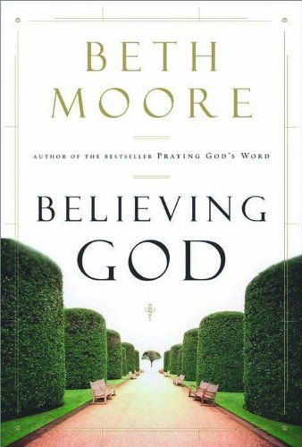 Believing God by Beth Moore, http://www.amazon.com/dp/B0032UDV4M/ref=cm_sw_r_pi_dp_zif0sb19YZ0GF