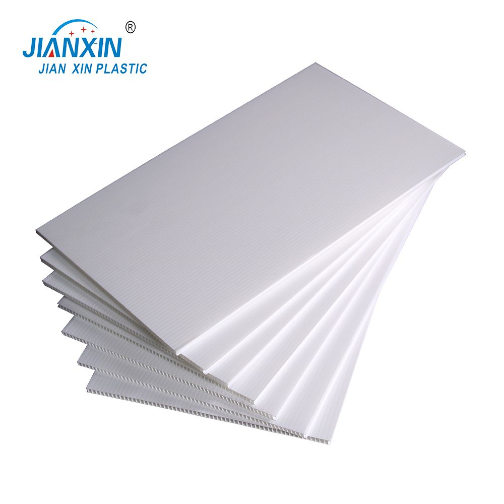 4 8 White Corrugated Plastic Sheets Are A Must Have For All Correx Board Suppliers These White Cor Corrugated Plastic Sheets Plastic Sheets Corrugated Plastic