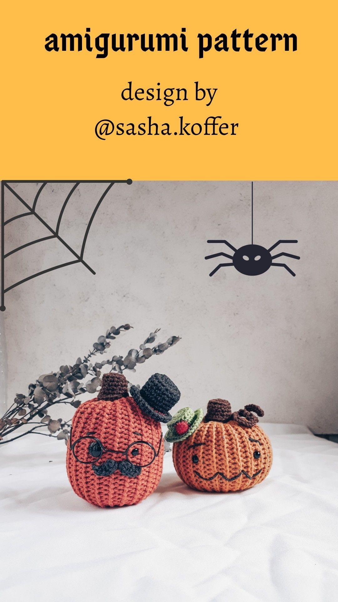Хэллоуин тыква еда amigurumi toys free pattern for boys girls vi...