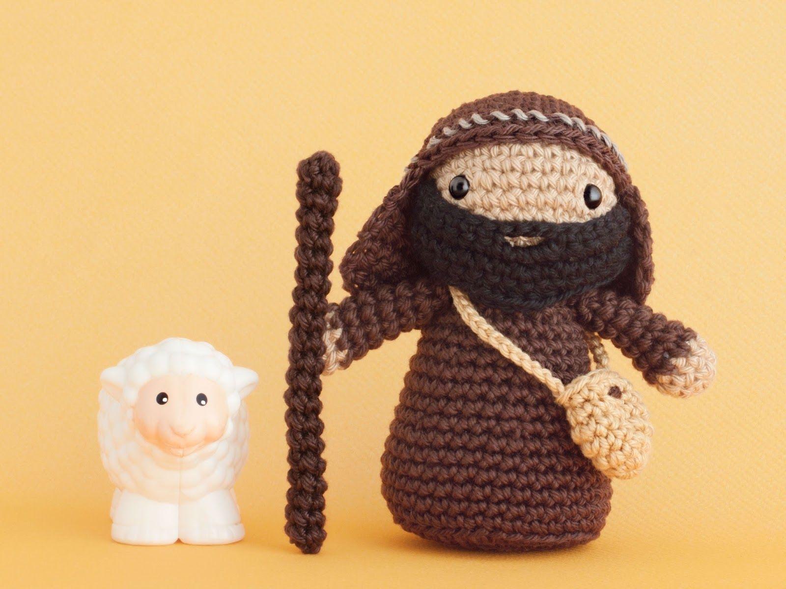 Tutorial Elfi Amigurumi : Amigurumi shepherd free crochet pattern tutorial free