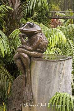 Sculpture In The Garden