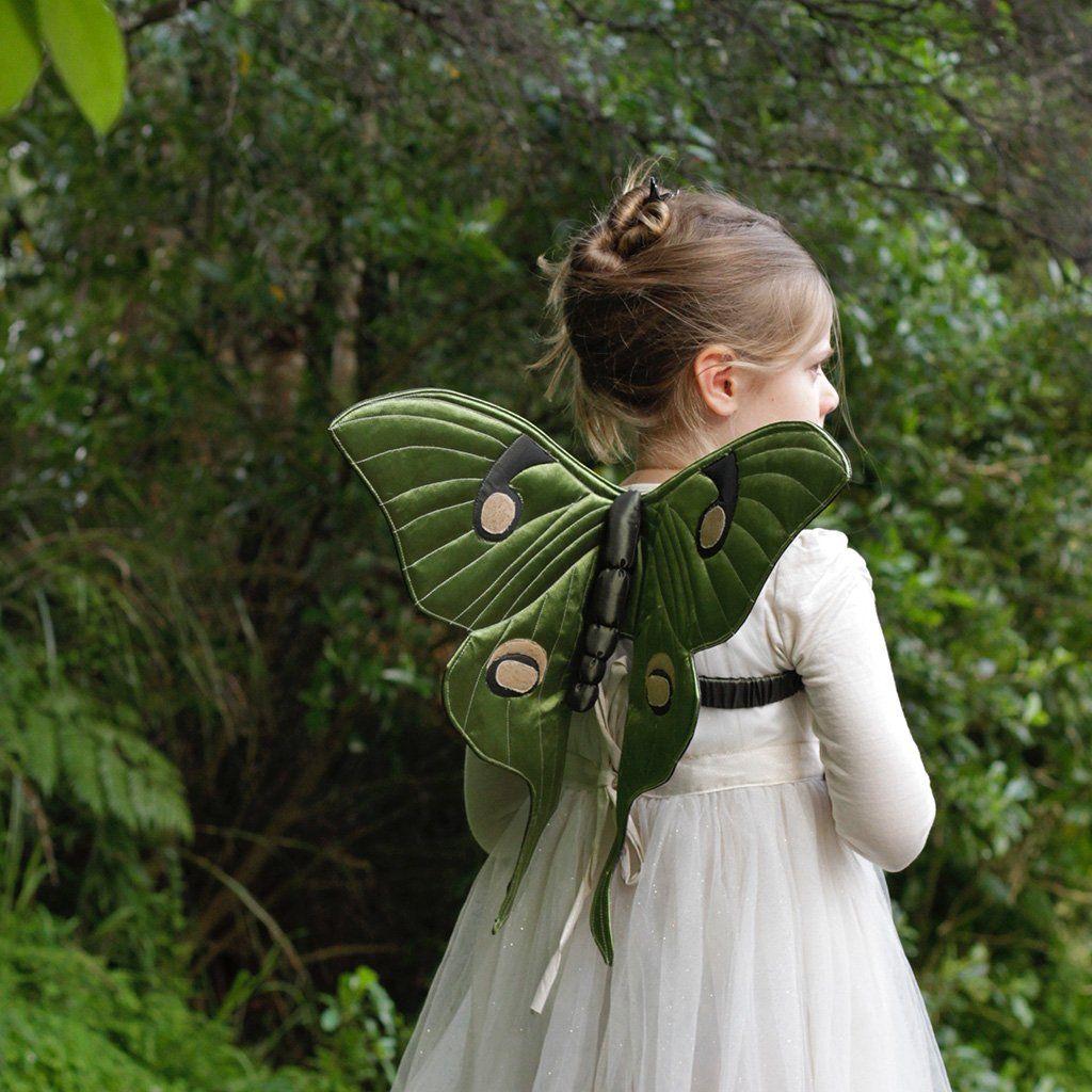 Small /& Medium PDF Pattern Woodland Sprite Wings