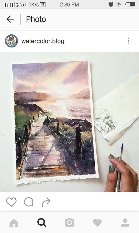 Pinterest Lifeingray Art Painting Watercolor Artwork
