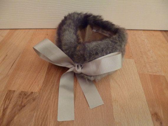 Luxury Faux fur headband 2b66c90555b