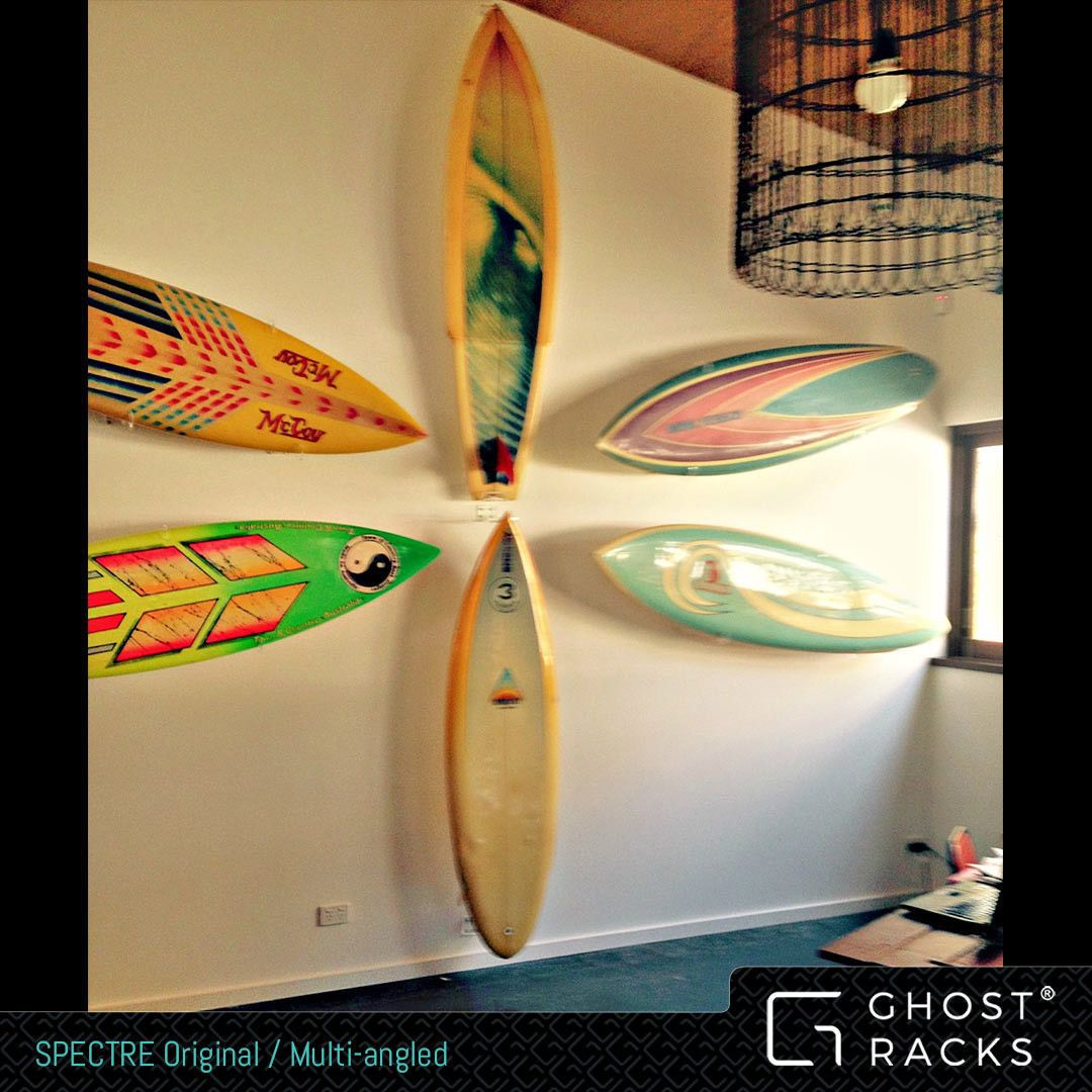 SPECTRE is GHOST RACKS® highly versatile surfboard rack offering ...