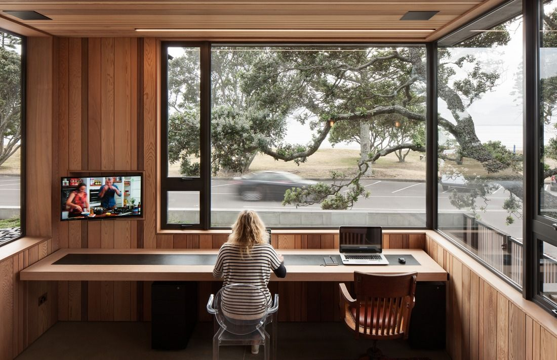 Pinterest also screened by pohutukawa stage two architecture bureau archipro rh