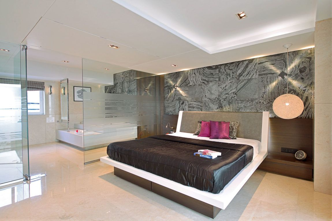 A Sea Facing Triplex Penthouse In Mumbai India Triplex Penthouse