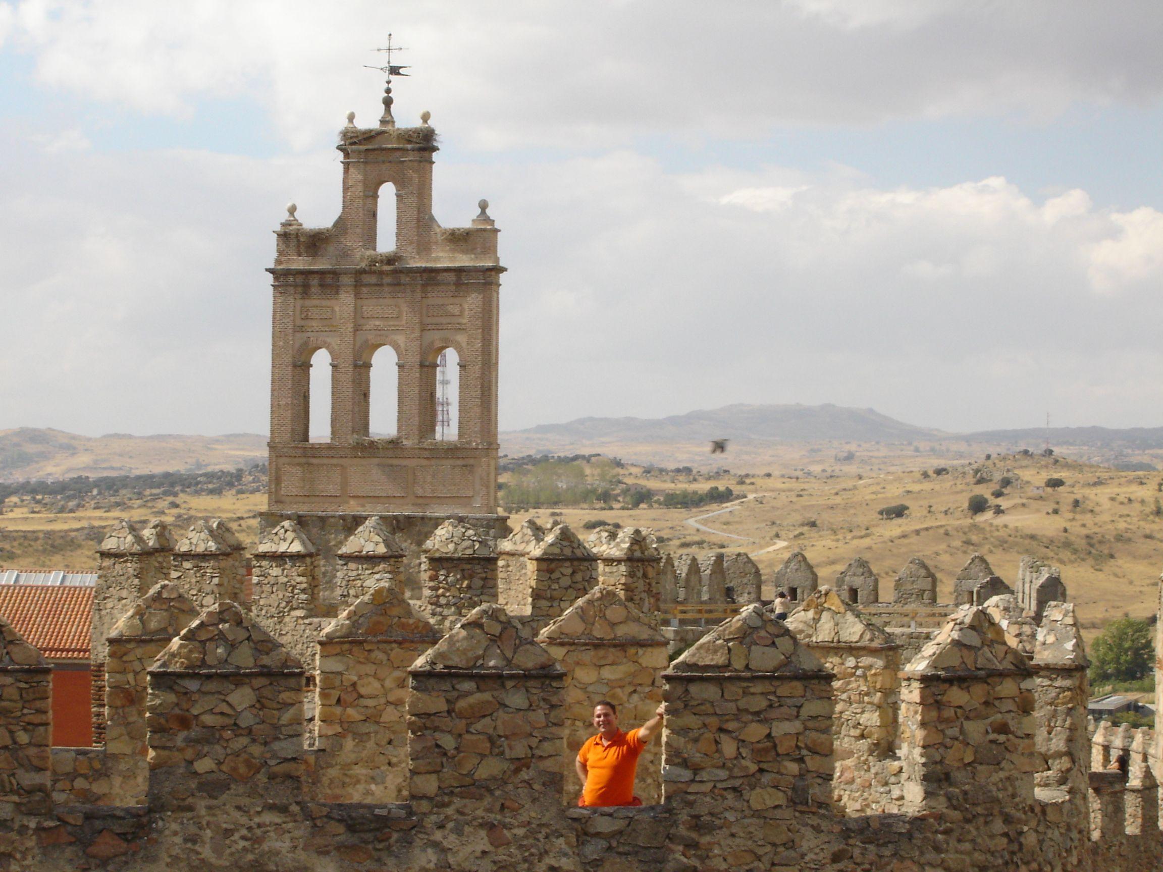 Ávila, Espanha: 2004.