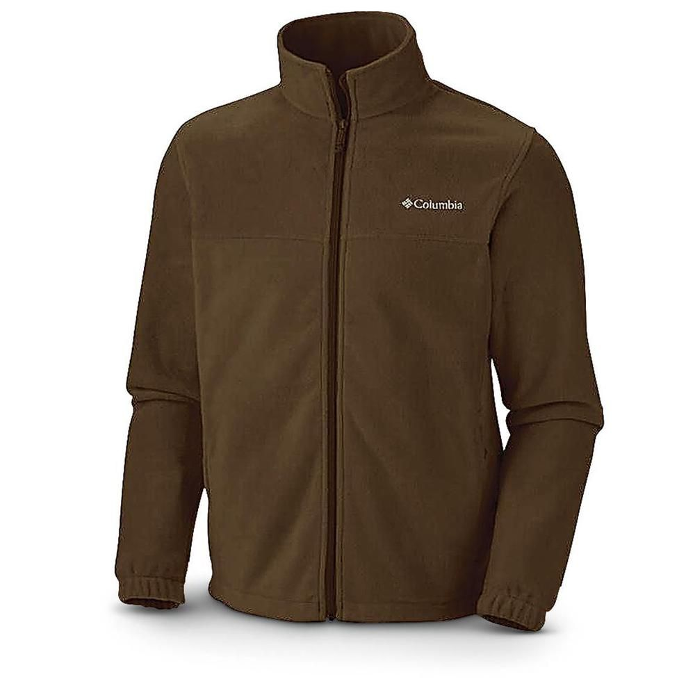 e7f3615be Details about COLUMBIA MENS STEENS MOUNTAIN FULL ZIP FLEECE JACKET ...