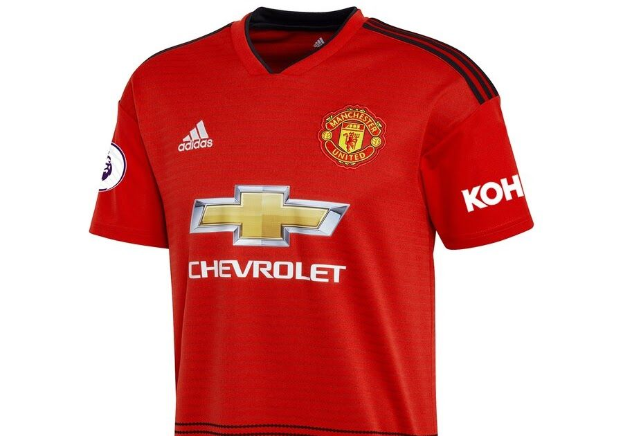 Men S Adidas Red Manchester United 2018 19 Home Replica Patch Jersey 2018 19 Adidas Manchester United Home Jersey 2018 2019 Manchester United Home Jersey Sh Di 2020