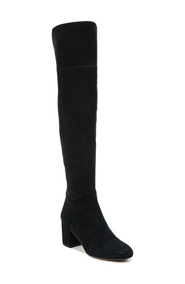 46aa5742f46 Free shipping and returns on Franco Sarto Kerri Over the Knee Boot (Women)  at Nordstrom.com. This sky-high
