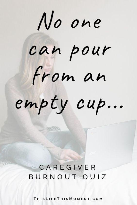 Pin On Caregiver Burnout