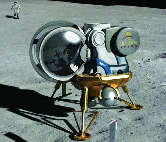 Una empresa anuncia billetes a la Luna por 600 millones