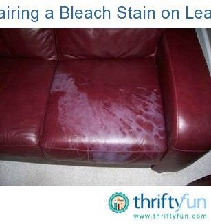 Repairing Leather Couch Cat Scratches