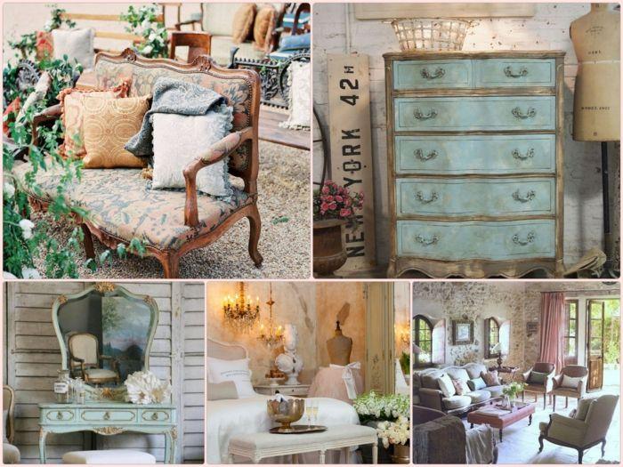 Nice Französische Landhausmöbel Und Rustikale Möbel Einrichtungstipps